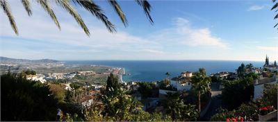 Villa à vendre à Salobrena, Espagne avec Piscine Chauffée Privée