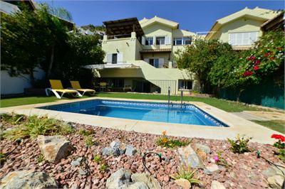 Villa à vendre à La Herradura, Espagne avec Piscine Privée