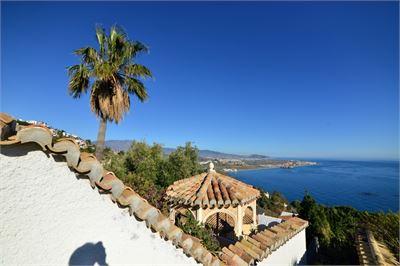 Villa for sale in Salobrena, Andalucia