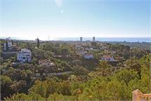 Terrace in Elviria