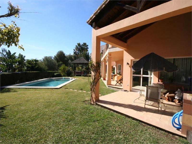 Hacienda Las Chapas Villa