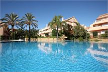 Garden-apartment in Elviria - Marbella