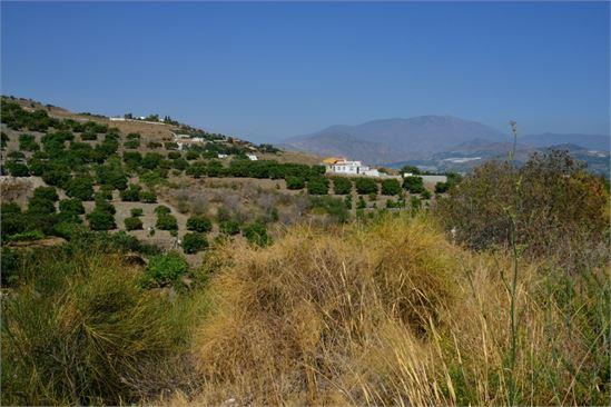 Building plot for sale on Granada´s Costa Tropical