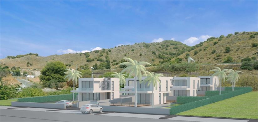 Villa vendre nerja malaga avec piscine priv e for Villa malaga piscine