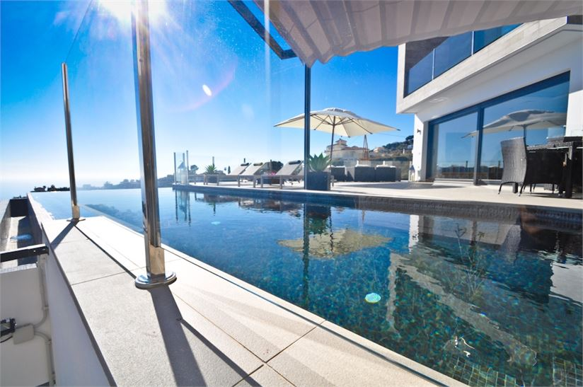 Amazing villa on the Costa Tropical
