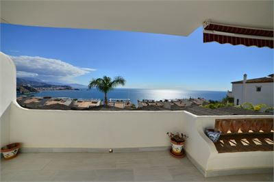 Apartment for sale in La Herradura, Granada with Community Pool
