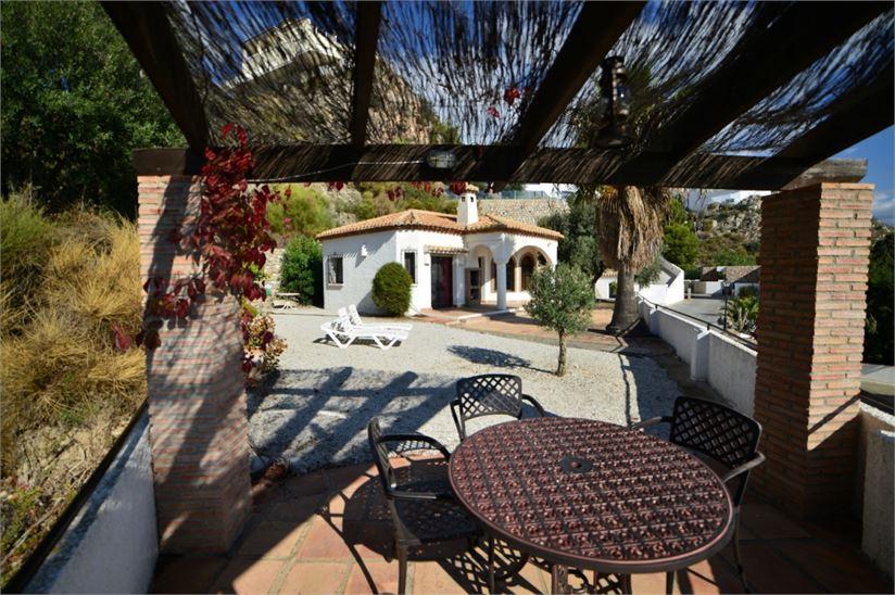 Lovely villa ALL ON ONE LEVEL in Salobreña