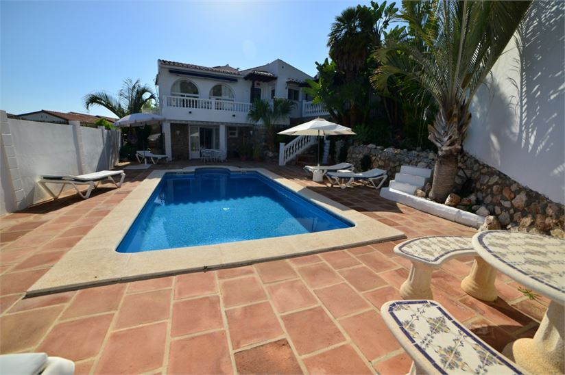 Beautiful villa in Salobreña, Costa Tropical