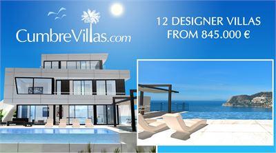 Villa till salu i La Herradura, Granada med Privat Pool
