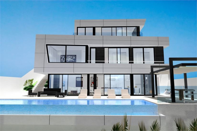 Treat yourself to a new, 4 bedroom designer villa