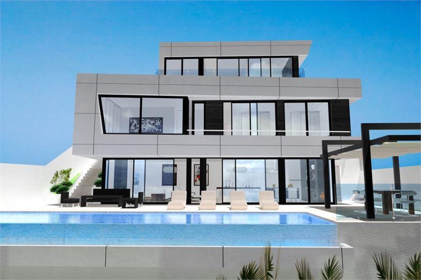 Treat yourself to a new, 4 bedroom designer villa