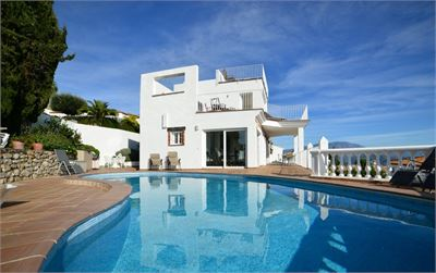 Villa for sale in Costa Tropical, Granada with Private Pool