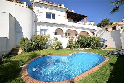 Villa till salu i Almunecar, Andalucia med Uppvärmd Privat Pool