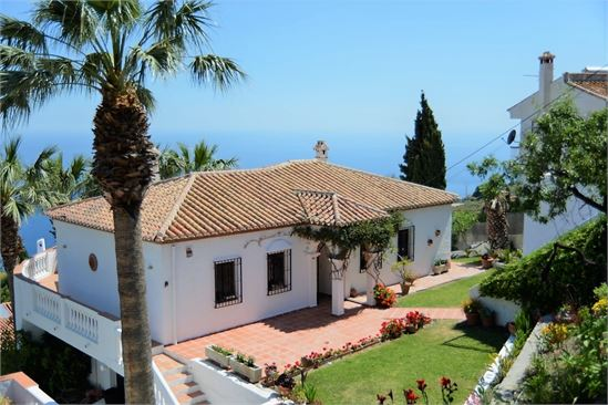 Beautiful villa in Salobrena with amazing views