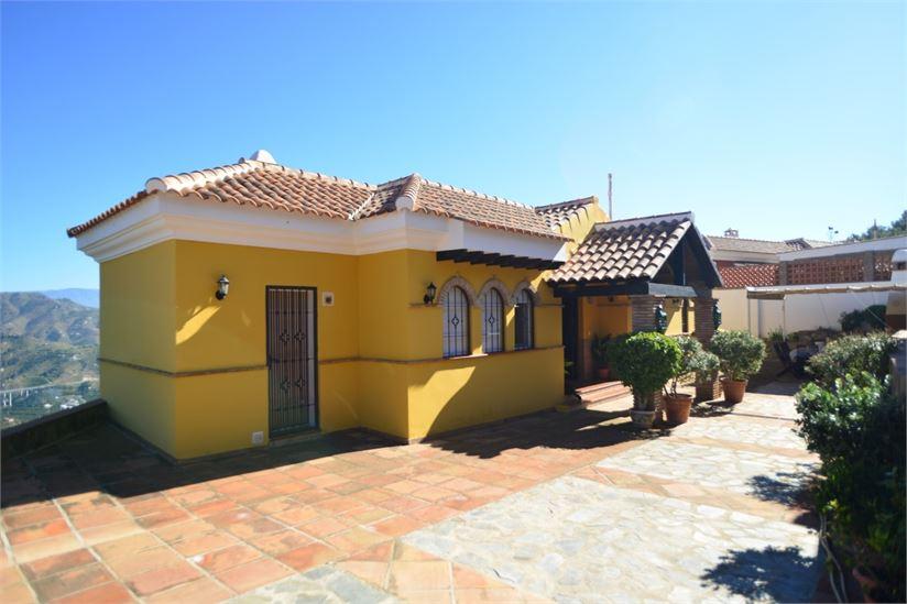 Entrance of this beautiful Villa