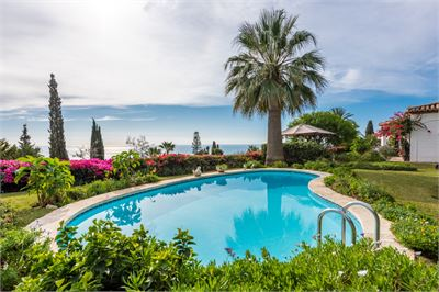 Villa à vendre à Salobrena, Espagne avec Piscine Privée