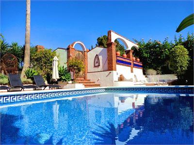 Villa zu verkaufen en Costa Tropical, Granada mit Beheizter Pool