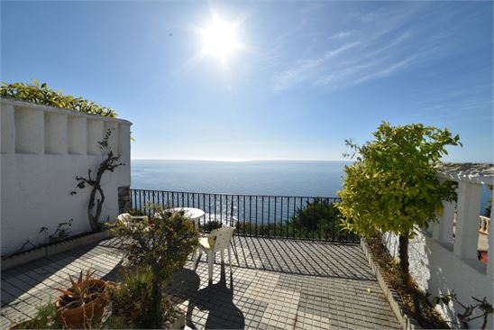 Amazing sea views from this house for sale
