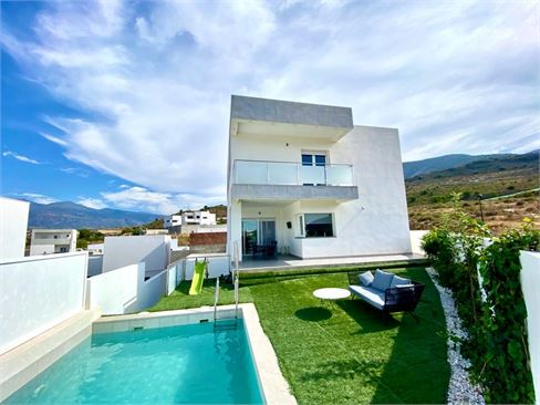 Modern and luxury villa with private pool