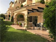 Garden-apartment in Marbella