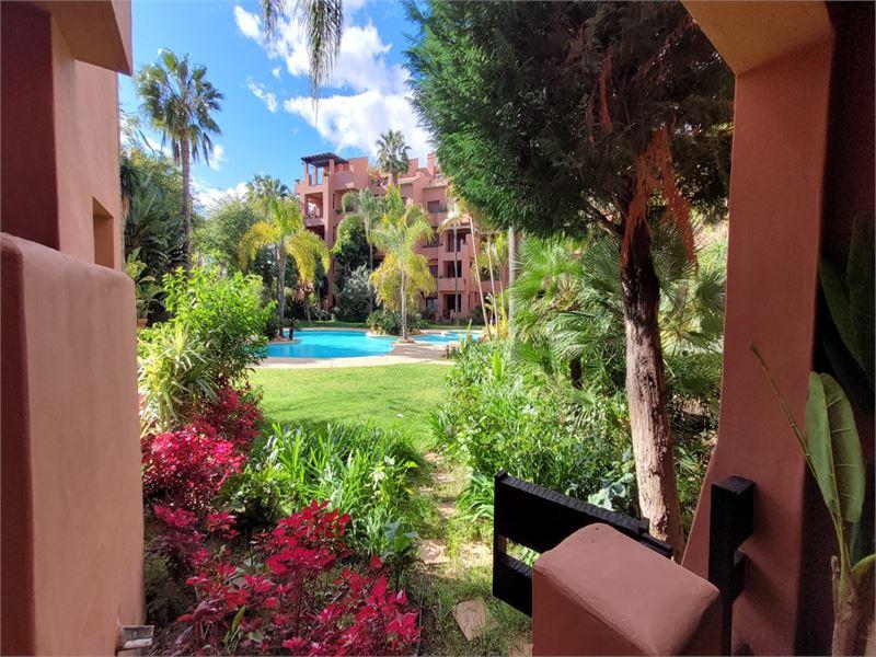 Terrace View to Garden