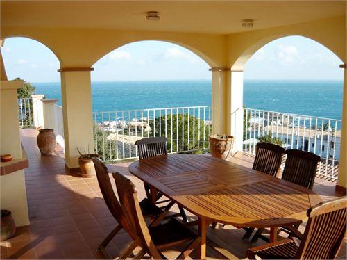 For Sale: Villa in Port de la Selva, Gerona, Spain > Magnificent villa with superb views